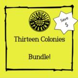 13 Colonies Bundle Lesson