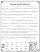 13 Colonies Cloze Reading Activity Bundle for Colonial America