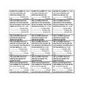 13 Colonies Compare and Contrast Constructed Response Structure Strips