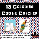 13 Colonies Cootie Catcher
