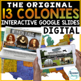 13 Colonies Distance Learning Google Classroom | 13 Coloni