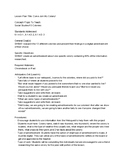 13 Colonies FULL LESSON PLAN (with all needed documents)