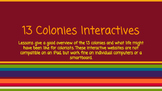 13 Colonies Interacitves