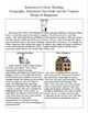 13 Colonies Jamestown Colony Worksheet: Common Core Learning Standards (CCS)