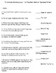13 Colonies No Taxation Matching Quiz and Skits Ideas