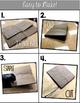 13 Colonies Paper Bag Book