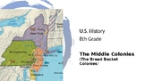 13 Colonies Part II: The Middle Colonies