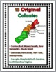 13 Colonies Posters, plus Maps, Interactive Flap Books, and Printables