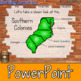 13 Colonies PowerPoint & Guided Doodle Notes