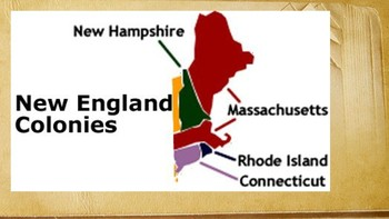 13 Colonies Powerpoint