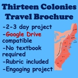 13 Colonies Project