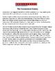 13 Colonies Reading Comprehension Series