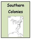 13 Colonies Region Matching Card Game