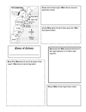13 Colonies Research Graphic Organizer