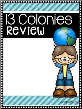 13 Colonies Review Sheets