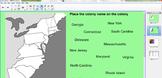 13 Colonies Smart Board Presentation