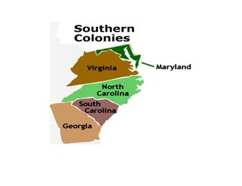 13 Colonies Study Guide