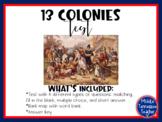 13 Colonies Test