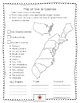 Thirteen Colonies Test BUNDLE (Spanish & English)