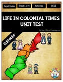 13 Colonies Test {Editable}