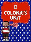 13 Colonies Unit Common Core Aligned