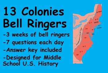13 Colonies Bell Ringers