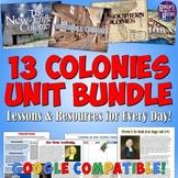 13 Colonies Complete Unit Bundle