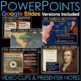 13 Colonies and American Revolution Bundle - PPTs, Worksheets, Lesson Plans+Test