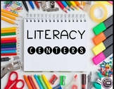 Literacy Stations and Games