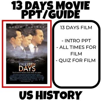 Cuban Missile Crisis 13 Days