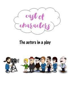 13 Elements of Drama