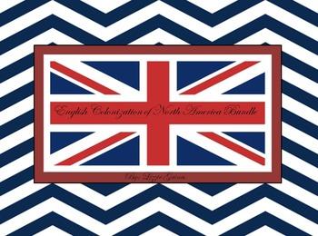 13 English Colonies Bundle