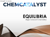 13. Equilibria - High School Chemistry