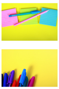 Free Colorful Styled Stock Image Bundle