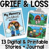 13 Grief & Loss Stories + Healing Journal for Lower and Up