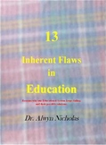 13 Inherent Flaws in Education