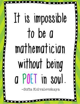 13 Inspiring Quotes for the Math Classroom