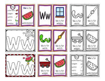 13 Letter Bundle N-Z Alphabet Activity Packs 800+ pages Common Core