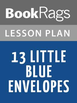 13 Little Blue Envelopes Lesson Plans