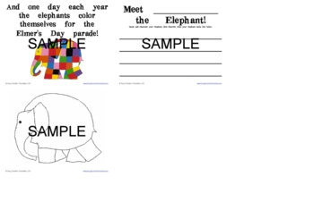 13 Make Your Own Class Books!  Each student creates a page!