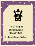 "13 Nights of Halloween ""BOO""ktivities - I have, Who has ga"