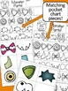 Halloween Patterns Activity Sheets & Pocket Chart Pieces