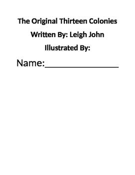 13 Original Colonies (8th Grade TEK Aligned)