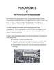 13 Original Colonies - Gallery Walk w/placards & graphic organizer