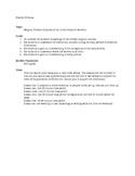 13 Original Colonies Unit Plan