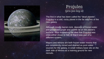 13 Planets Project