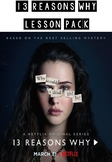 13 Reasons Why - LESSON PACK - 30+ Pages