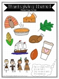13 Thanksgiving Directed Draw Bundle