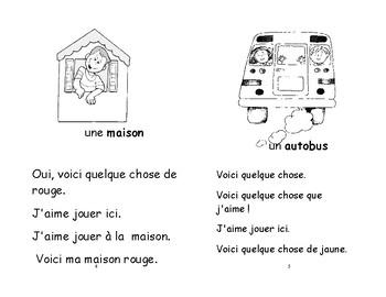 13) quelque chose - livret de lecture ENFANT C1 Mat. et 1ère
