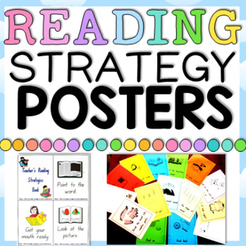 Reading Strategies - Reading Strategy Posters